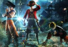 صورة عرض جديد للعبة Jump Force