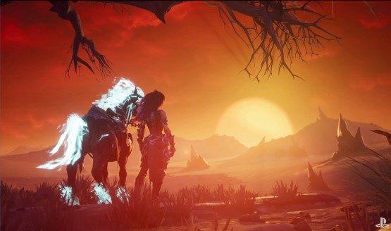 Photo of عرض اطلاق لعبة Darksiders III