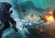 صورة عرض اطلاق لعبة Battlefield V