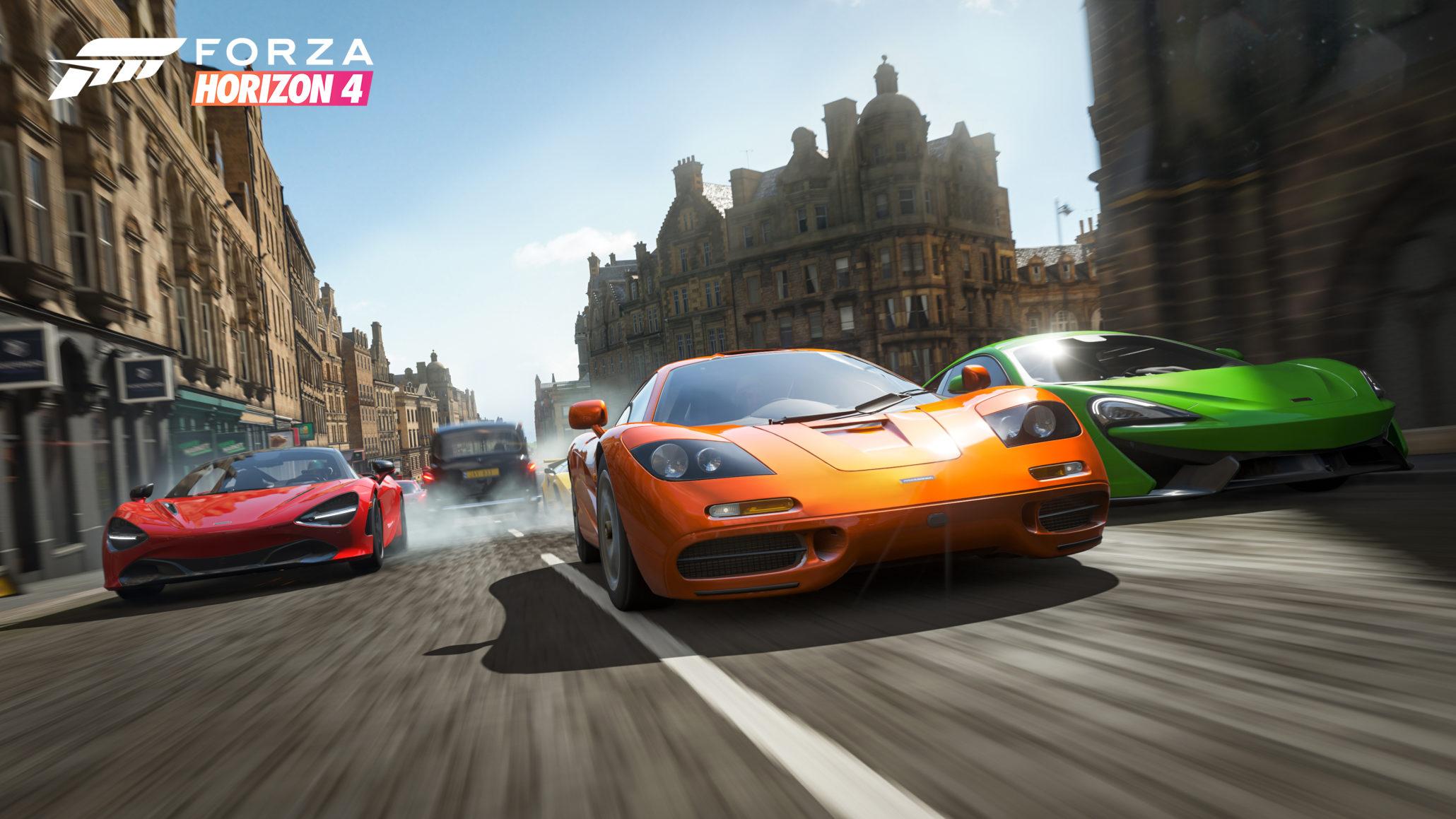 Forza Horizon 4 Gamescom Preview 04 Racing Through Edinburgh 2060x1159