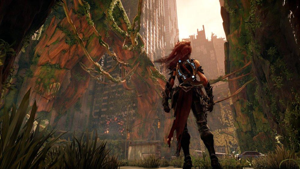 Photo of عرض جديد للعبة الاكشن Darksiders 3