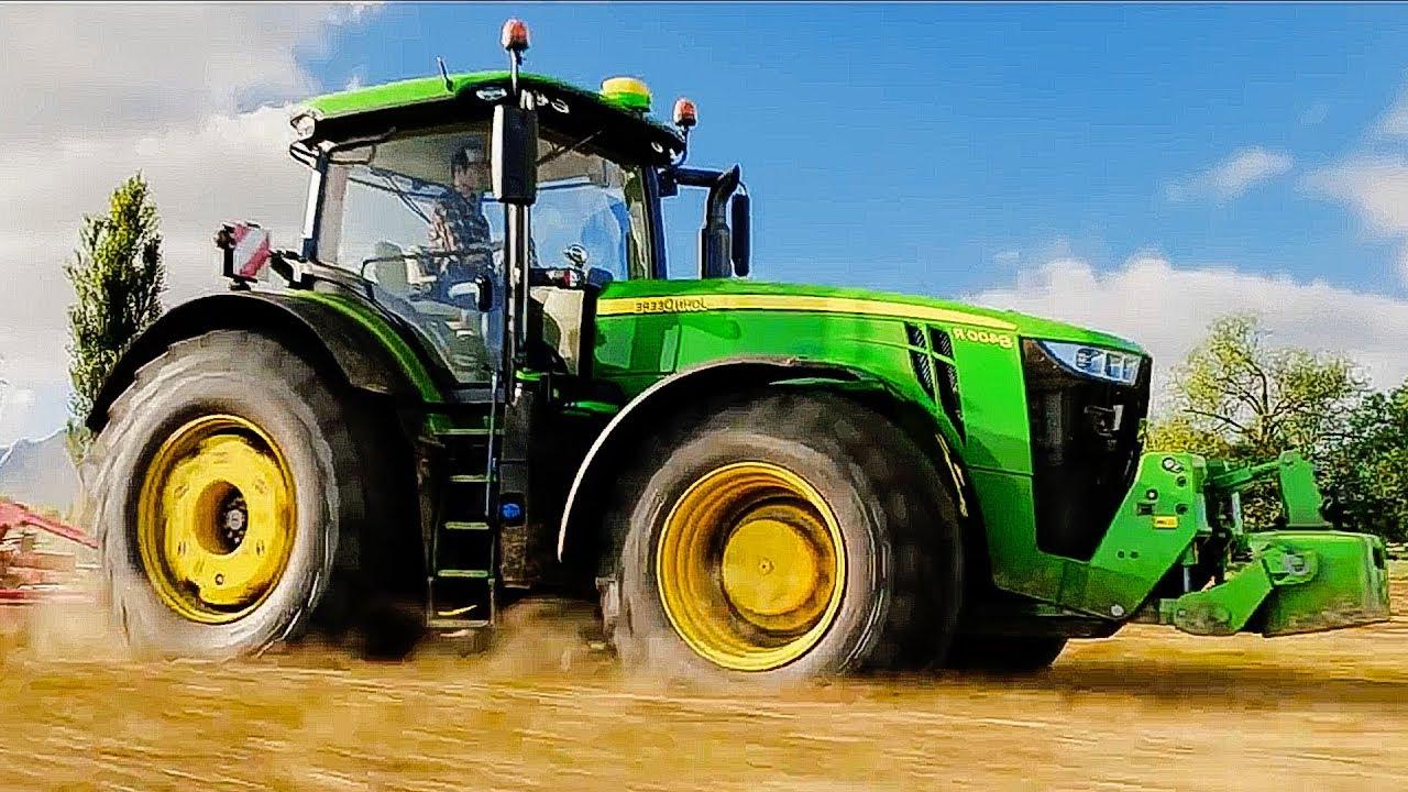Photo of عرض اطلاق لعبة Farming Simulator 19