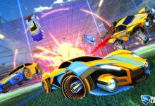 صورة تحديث قادم للعبة Rocket League خاص لجهاز Xbox One X
