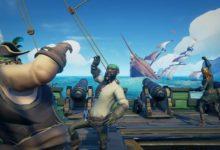 صورة اول لاعب ينهي جميع انجازات لعبة Sea of Thieves!!