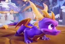 """صورة عرض جديد """" لأسلوب اللعب """" في لعبة Spyro Reignited Trilogy"""