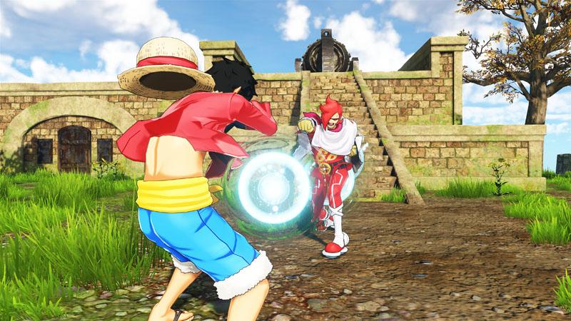 Photo of عرض جديد للعبة One piece world seeker