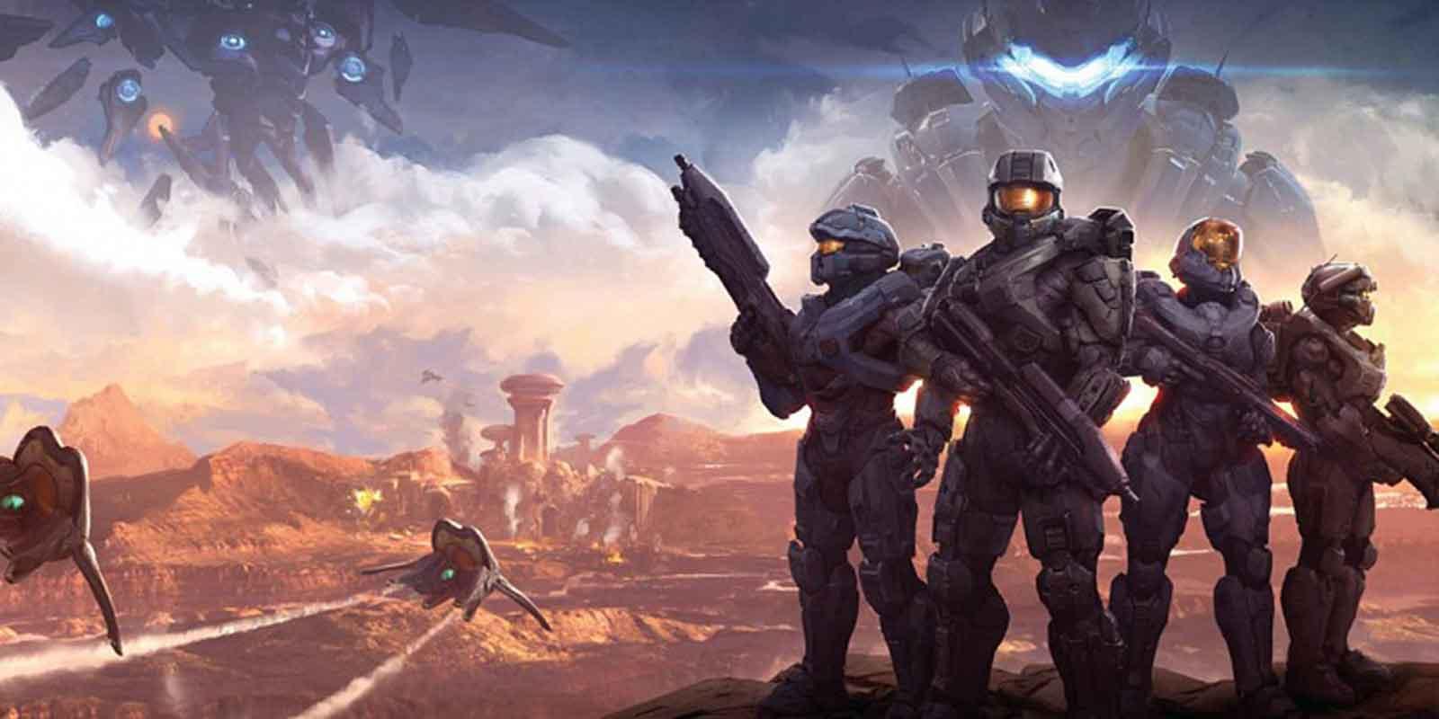 Bazitalk Halo 5 Guardians Details