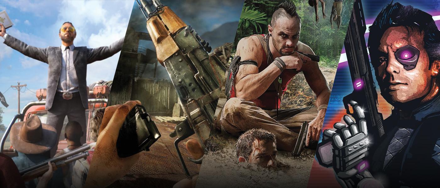 Photo of تستعد Ubisoft للكشف عن جزء جديد لسلسلة FAR CRY!!