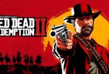 """صورة عرض جديد للعبة Red Dead Redemption 2 بعنوان """" اعلى تقييم """""""
