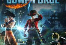 صورة الكشف عن حجم لعبة Jump Force على Xbox one