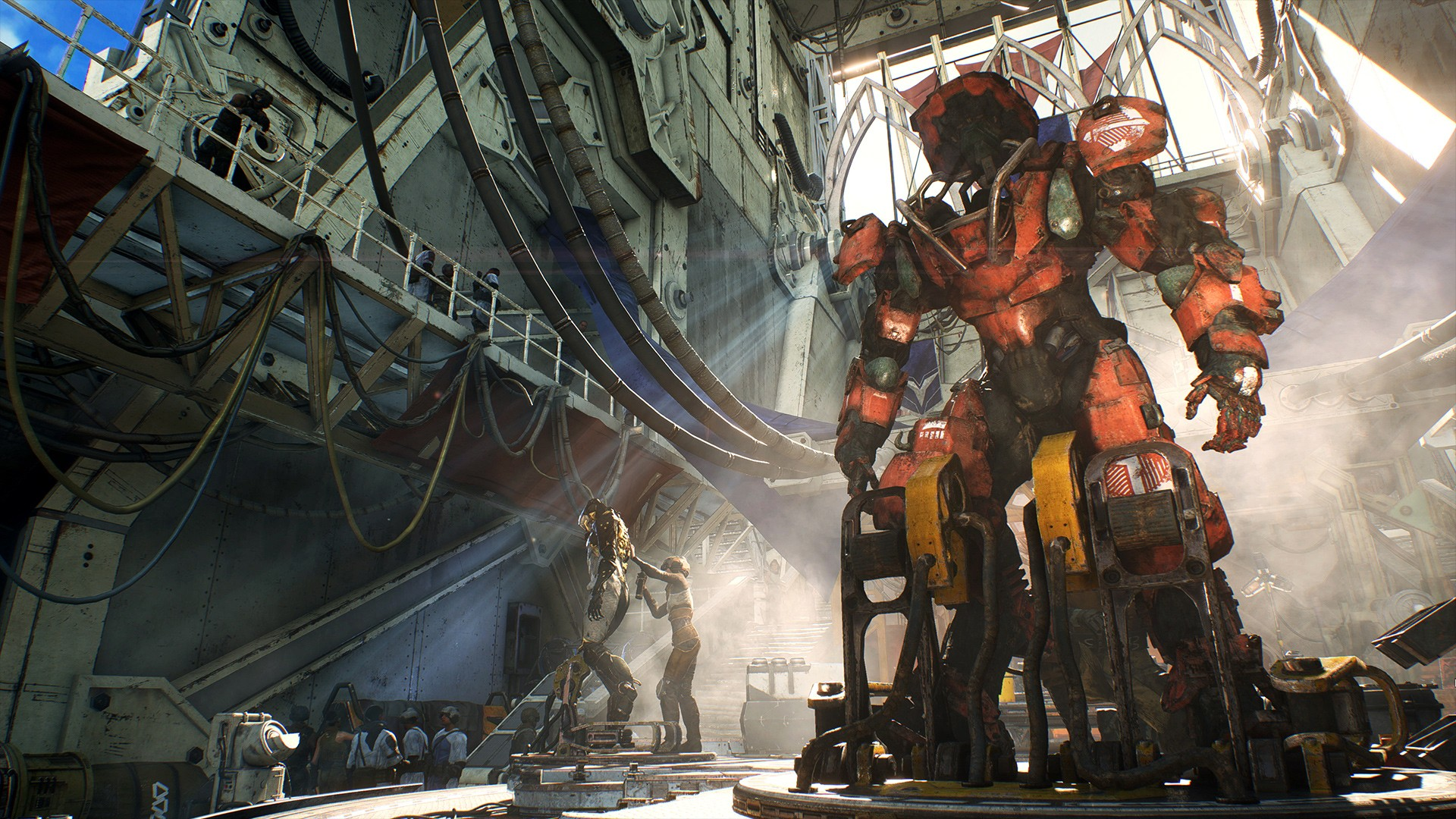 ANTHEM reveal screenshot 1