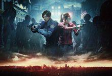 صورة عرض ترويجي حي للعبة Resident Evil 2
