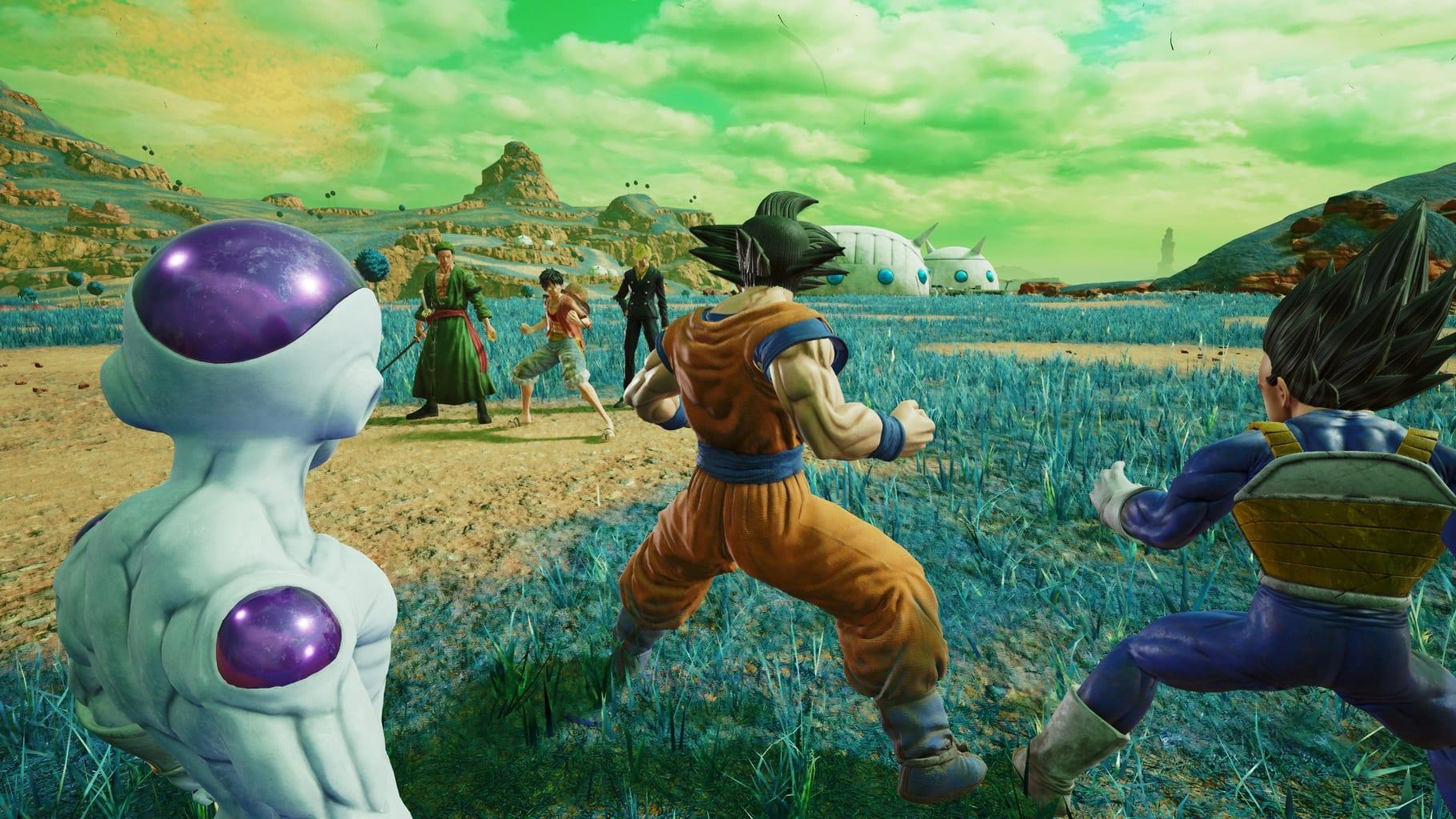 Photo of عرض دعائي للعبة Jump Force