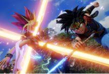 صورة عرض جديد يظهر شخصيات Naruto و Dai في لعبة Jump Force
