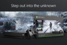 صورة الاعلان عن حزمة جديدة لجهاز Xbox One X