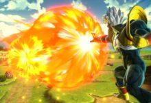 صورة الاعلان عن المحتوى الاضافي القادم للعبة Dragon Ball FighterZ