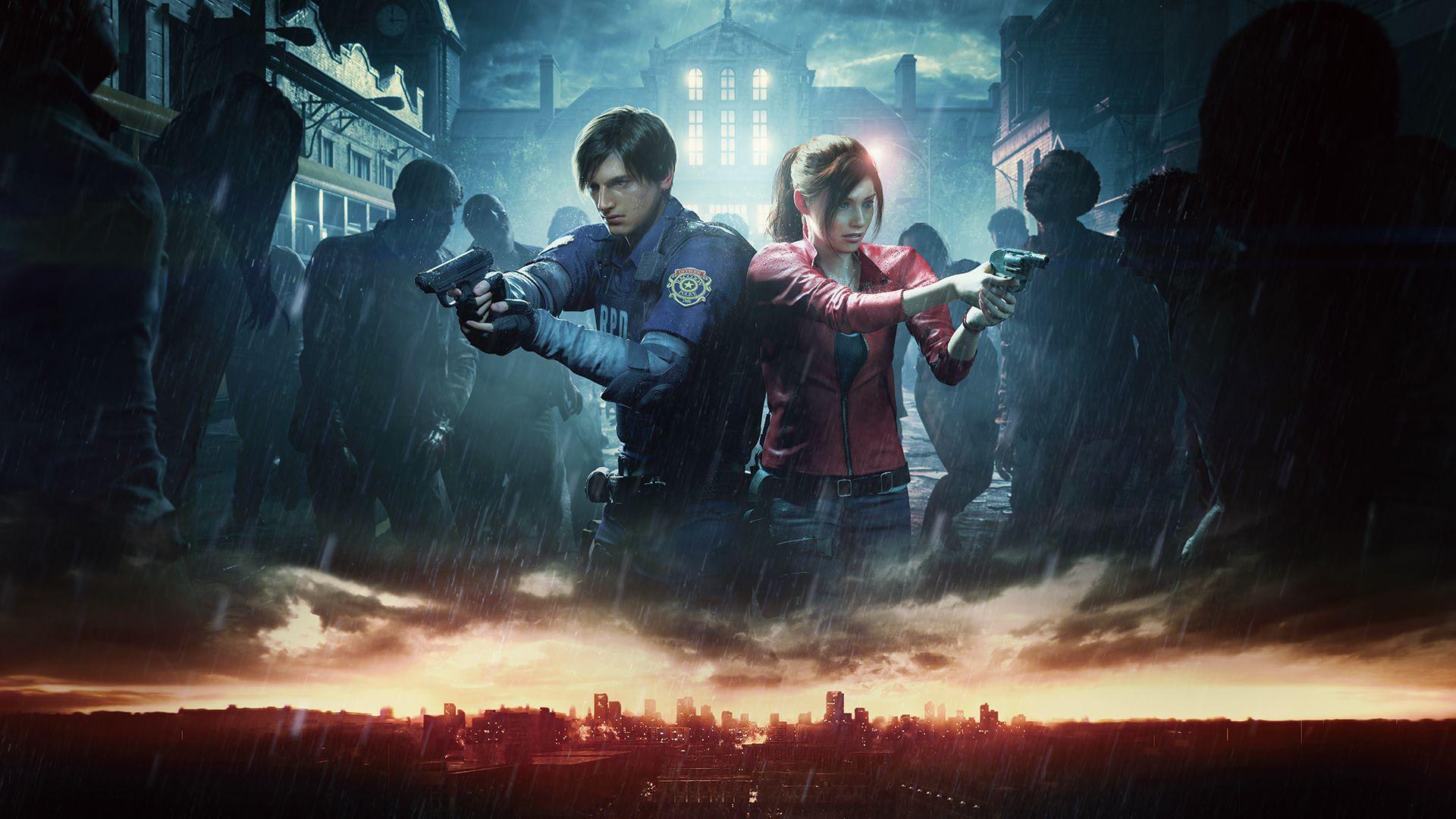 Photo of عرض تشويقي للعبة Resident Evil 2