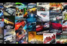 صورة تاريخ سلسلة لعبة Need For Speed