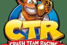 صورة لنشاهد احد السباقات في لعبة Crash Team Racing