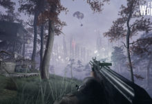 صورة عرض اطلاق لعبة Fear The Wolves