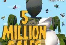 صورة الكشف رسمياً عن عدد مبيعات Human: Fall Flat رقم قياسي!!