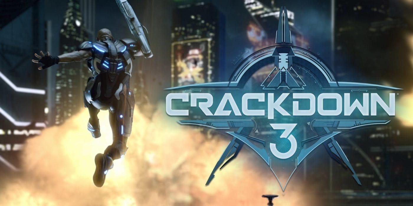 Crackdown 3 Trailer