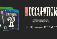 صورة عرض دعائي للعبة The Occupation