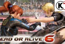 صورة صدور نسخة تجريبية Demo Deluxe من لعبة Dead Or Alive 6 على جهاز XBOX ONE