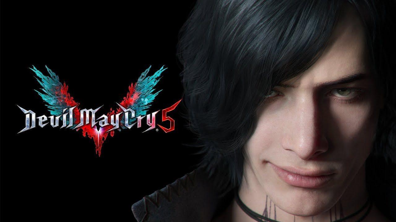 Devil May Cry 5 V