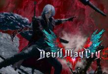 صورة فيديو إستعراض جديد مشوق للشخصيات في لعبة Devil May Cry 5