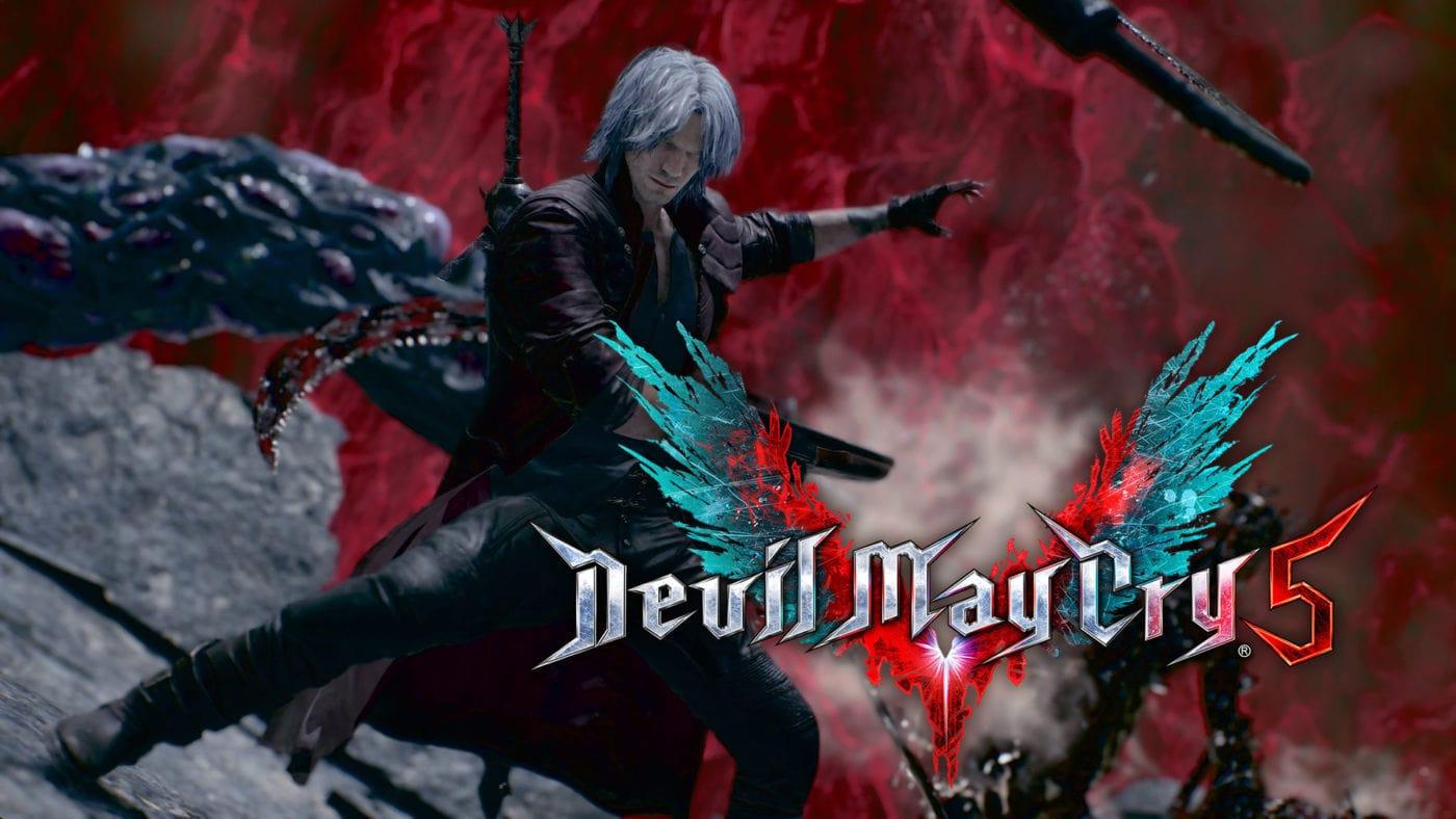 Photo of فيديو إستعراض جديد مشوق للشخصيات في لعبة Devil May Cry 5