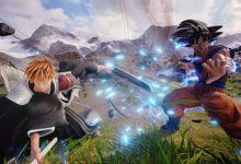 صورة عرض دعائي جديد للعبة Jump Force