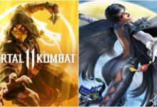 صورة مطور لعبة Bayonetta يلمح إلى إمكانية تواجدها في لعبة Mortal11Kombat !