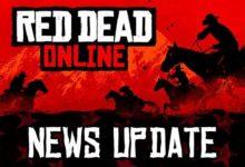 صورة تحديث جديد قادم للعبة Red Dead Redemption 2 !!!