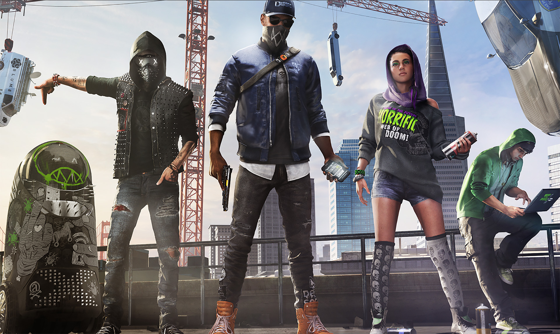 Watch Dogs 2 .0.0