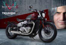 صورة إذا كنت من هواة ركوب الدراجات النارية وتحب لعبة Devil May Cry 5 إليك هذه الدراجة الفاخرة!