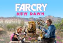 صورة قائمة مبيعات المملكة المتحدة FarCry New Dawn بالمركز 1 و Crackdown 3 في المركز 13!