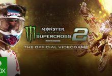 صورة عرض جديد للعبة Monster Energy Supercross 2