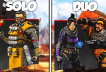 صورة طور الـ Duo , Solo قادمان للعبة Apex Legends !!!