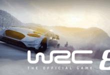 صورة العرض الإعلاني الرسمي للعبة الراليات WRC 8