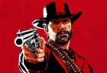 صورة إنخفاض جودة الرسومات في لعبة Red Dead Redemption 2