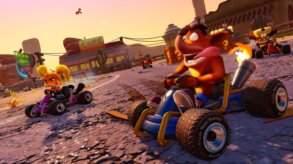 Photo of استعراض بعض من شخصيات لعبة Crash Team Racing