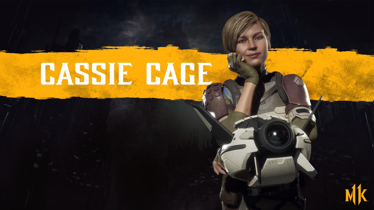 Cassie Cage