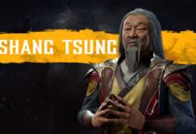 صورة ممثل شخصية الساحر Shang Tsung يعود! في لعبة Mortal11Kombat