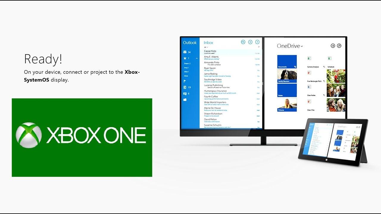 XBOX Wireless Display