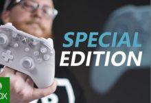 Xbox Phantom White Controller SE