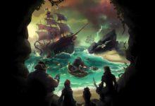 صورة الاعلان عن تحديث جديد قادم للعبة Sea of Thieves