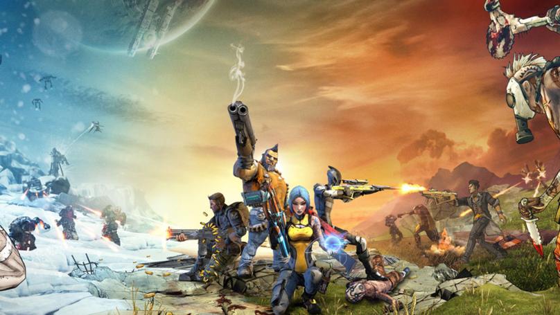 Photo of العرض التشويقي للعبة Borderlands 3 للإستعاد للكشف عن اللعبة غداً في معرض PAX East