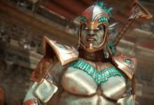 صورة الكشف عن شخصية Kotal Kahn من لعبة Mortal Kombat 11