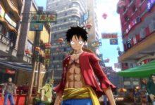 صورة لعبة One Piece: World Seeker تحصل على عرض الاطلاق